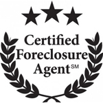 Certified Foreclosure Agent